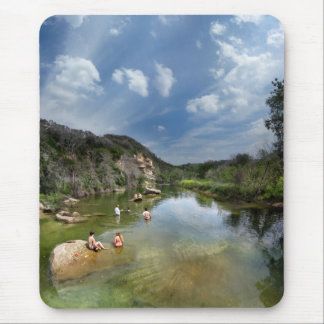 Barton Creek - Austin Texas 14 Mouse Pad