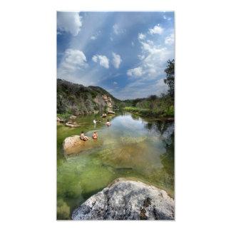 Barton Creek - Austin Texas 14 Photo Print