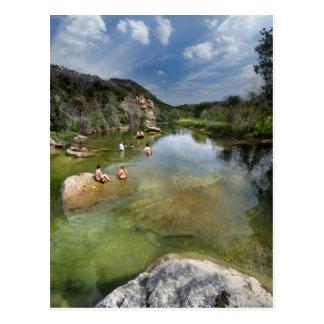 Barton Creek - Austin Texas 14 Postcard