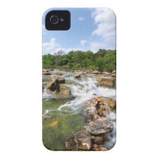Barton Creek - Austin, Texas - 3 Mile Waterfalls Case-Mate iPhone 4 Cases