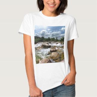 Barton Creek Greenbelt Waterfalls - Austin, Texas T Shirt