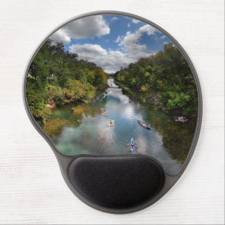 Barton Creek Kayaks - Austin Texas Gel Mouse Pad