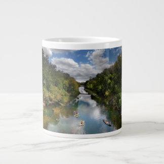 Barton Creek Kayaks - Austin Texas Large Coffee Mug