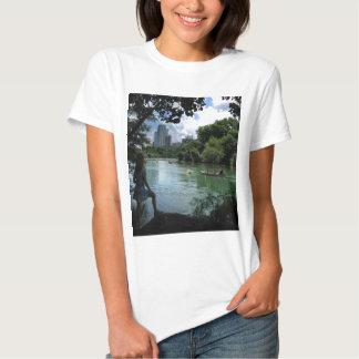 Barton Creek / Ladybird Lake - Austin, Texas T Shirt