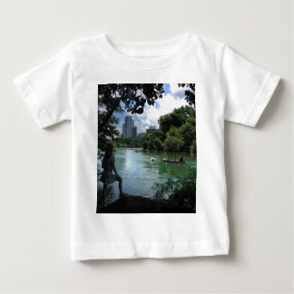 Barton Creek / Ladybird Lake - Austin, Texas Tee Shirt