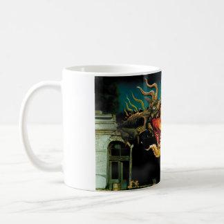 Barton el dragón del Salamander del mutante de Dou Tazas