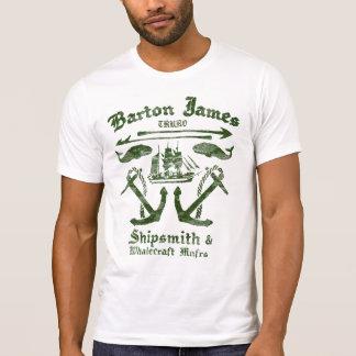 Barton James T Shirt