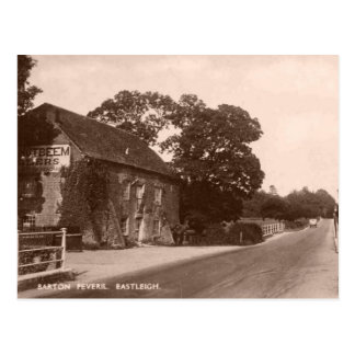 Barton Peveril - Eastleigh - Hampshire Postcard