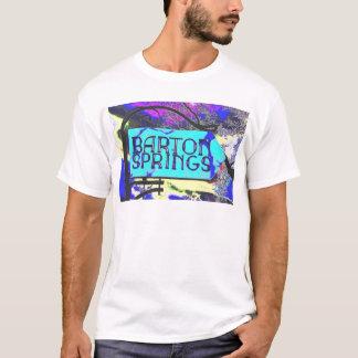 Barton Springs Sign T-Shirt