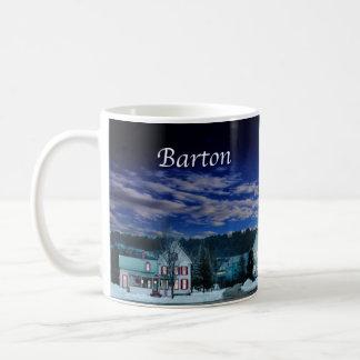 Barton, Vermont Coffee Mug