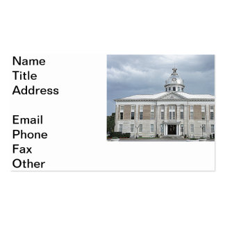Bartow Courhouse Double-Sided Standard Business Cards (Pack Of 100)
