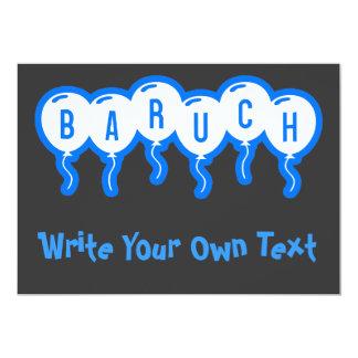 Baruch Card