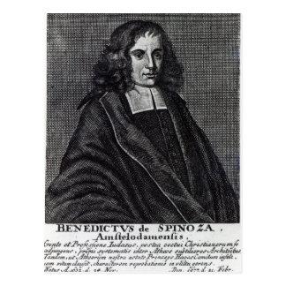 Baruch de Spinoza Tarjetas Postales