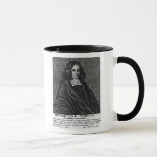 Baruch de Spinoza Taza