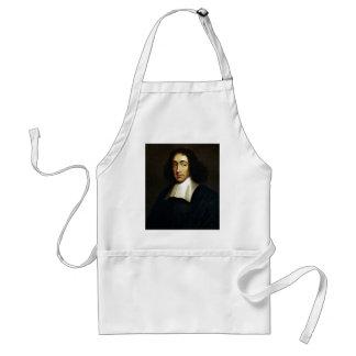 Baruch Spinoza Adult Apron
