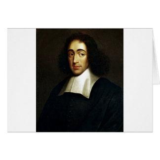 Baruch Spinoza Card