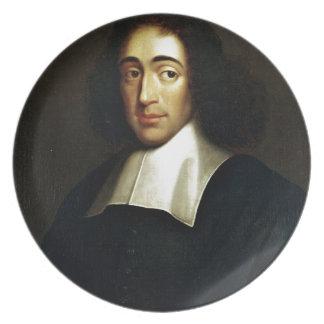 Baruch Spinoza Dinner Plate