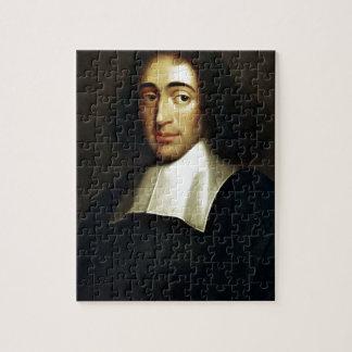 Baruch Spinoza Jigsaw Puzzle