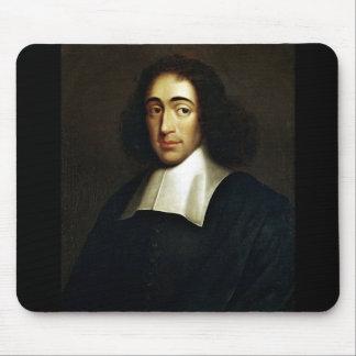 Baruch Spinoza Mouse Pad