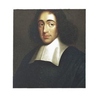 Baruch Spinoza Notepad