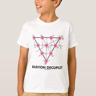 Baryon Decuplet (Particle Physics) T-Shirt