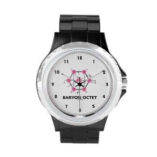 Baryon Octet (Particle Physics) Wristwatches