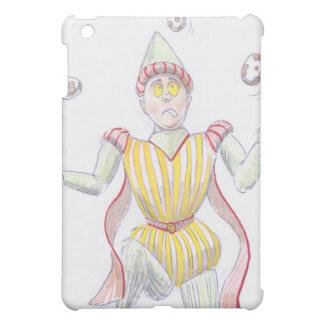 Baryon Quark Cartoon Medieval Baron Juggling iPad Mini Case