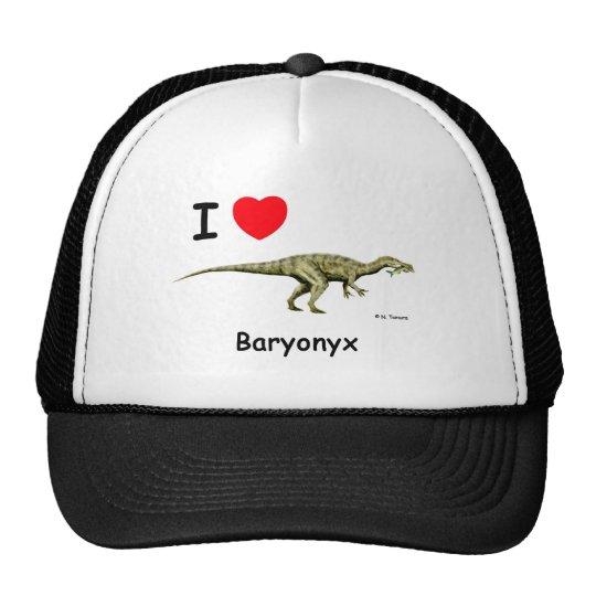 Baryonyx Trucker Hat