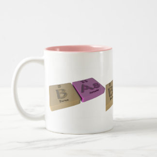 Bas as Ba Barium and S Sulfur Coffee Mug