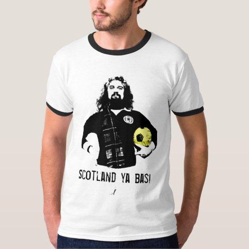 ¡Bas del ya de Escocia! Playera