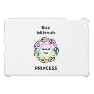 Bas Mitzvah Princess iPad Mini Cases