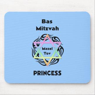 Bas Mitzvah Princess Mouse Pad