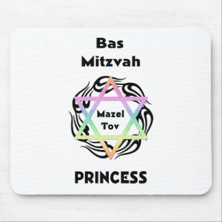 Bas Mitzvah Princess Mousepad