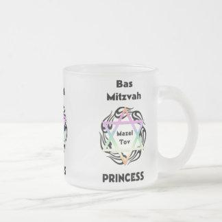 Bas Mitzvah Princess Coffee Mugs