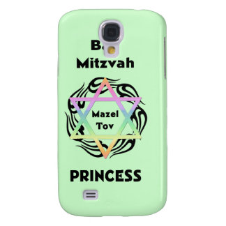 Bas Mitzvah Princess Samsung Galaxy S4 Case