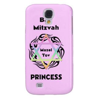 Bas Mitzvah Princess Samsung Galaxy S4 Cases