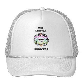 Bas Mitzvah Princess Trucker Hat
