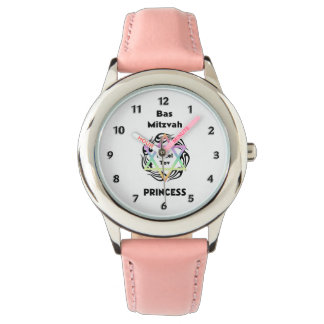 Bas Mitzvah Princess Wristwatch