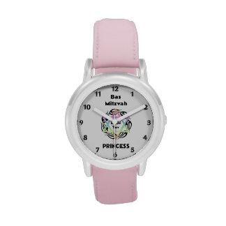 Bas Mitzvah Princess Wristwatches