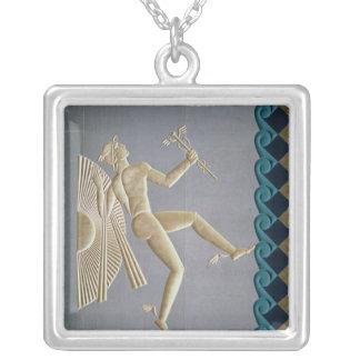 Bas-relief depicting Mercury Necklaces