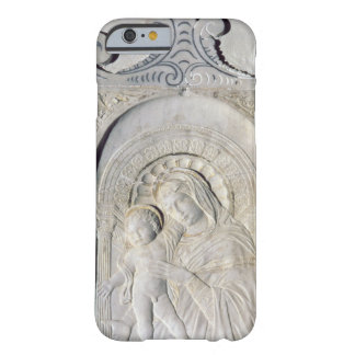 Bas-relief of a Madonna and Child (marble) Barely There iPhone 6 Case