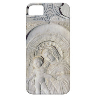 Bas-relief of a Madonna and Child (marble) iPhone SE/5/5s Case