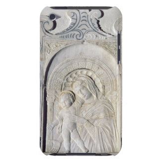 Bas-relief of a Madonna and Child (marble) iPod Touch Case-Mate Case