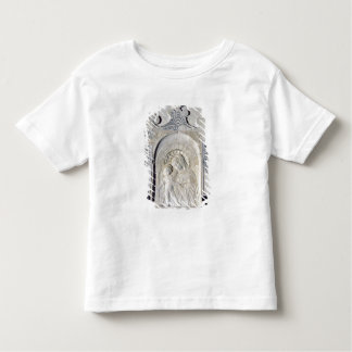 Bas-relief of a Madonna and Child (marble) Toddler T-shirt