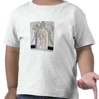 Bas-relief of a Madonna and Child (marble) Shirt