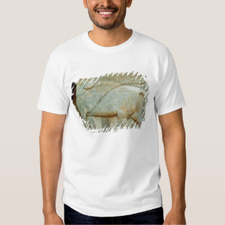 Bas-relief of an anthropomorphic bull tshirt