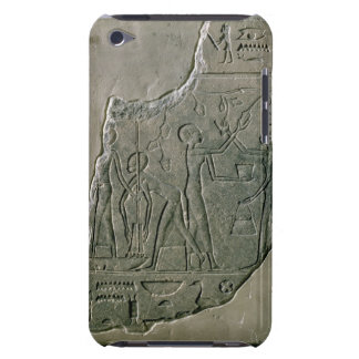 Bas relief of priestesses gathering grapes, 26th-3 barely there iPod case