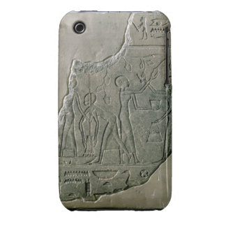 Bas relief of priestesses gathering grapes, 26th-3 iPhone 3 cover