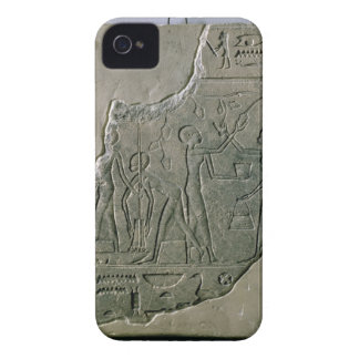 Bas relief of priestesses gathering grapes, 26th-3 iPhone 4 cover