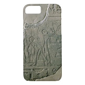 Bas relief of priestesses gathering grapes, 26th-3 iPhone 7 case